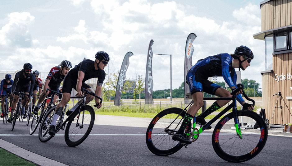sprint ciclismo