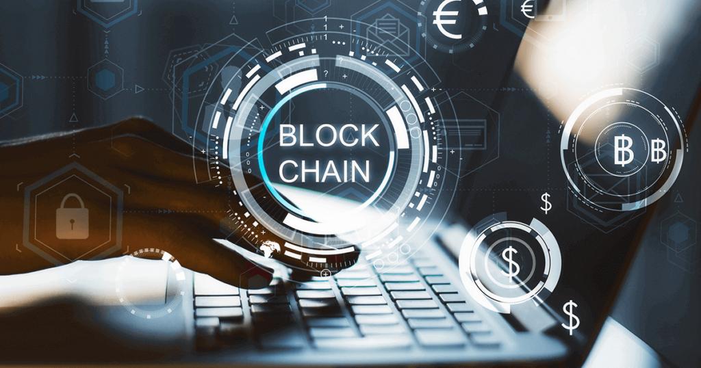 Iconografía Blockchain